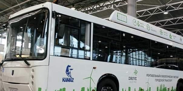 Новый электробус КАМАЗ