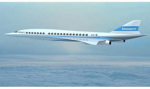 Преемник Concorde