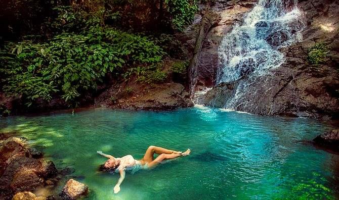 Пхукет водопад