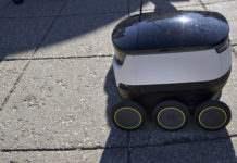 Робот Вашингтон
