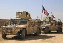 Солдаты США Сирия