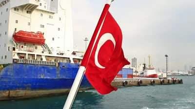 Турция корабли