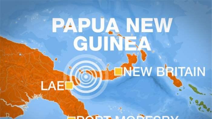 в Папуа-Новой Гвинее