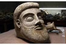 древнегреческая статуя