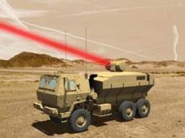 лазеры США