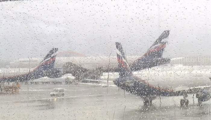 ледяной дождь Москва