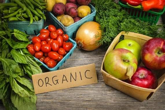 органиеские продукты питания