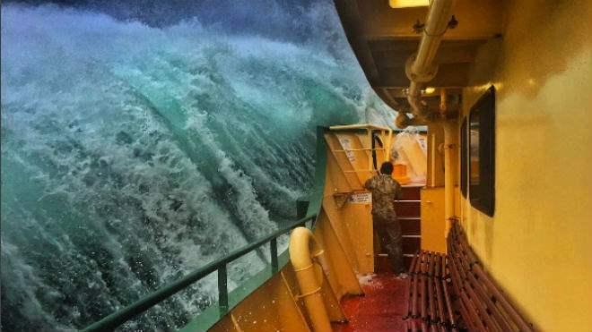 стена воды Австралия