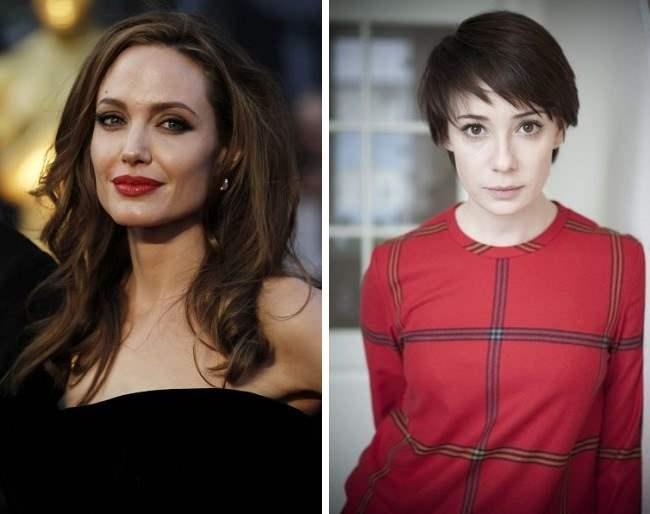 Анджелина Джоли и Чулпан Хаматова, 41 год