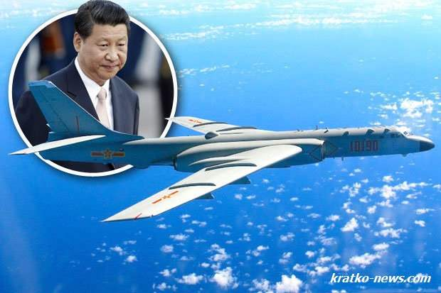Бомбардировщики Китая