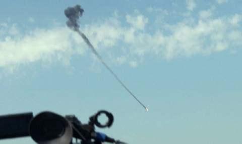 Иракский военный вертолет был сбит над Мосулом