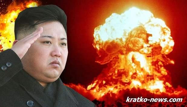 Ким Чен Ын. Ядерные испытания || https://kratko-news.com