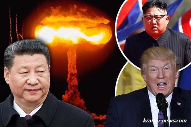 Китай, США, Северная Корея.