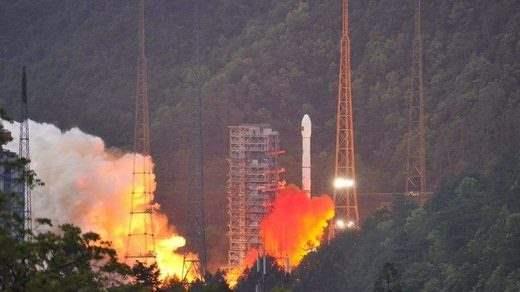 Китай спутник