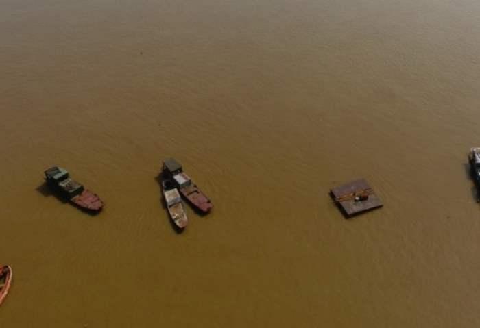 Колумбия наводнение