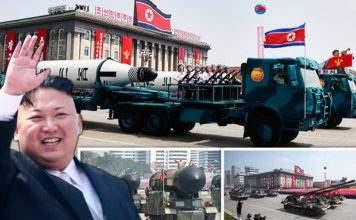 МБР Северная Корея