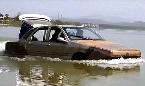Машина Амфибия