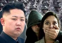 Северная Корея Заложники