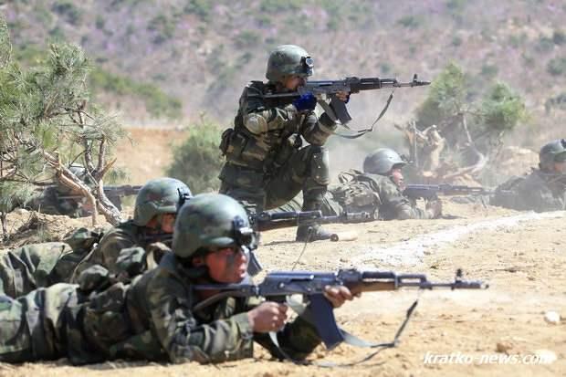 Спецназ Северная Корея (3)