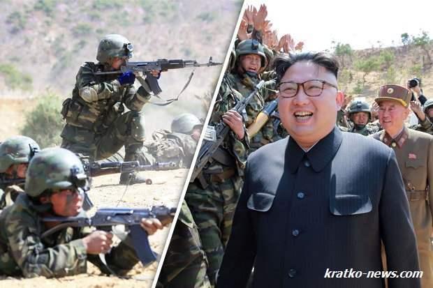 Спецназ Северная Корея