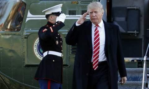 Трамп НАТО
