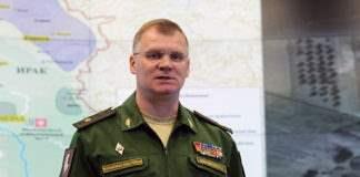 генерал Конашенков
