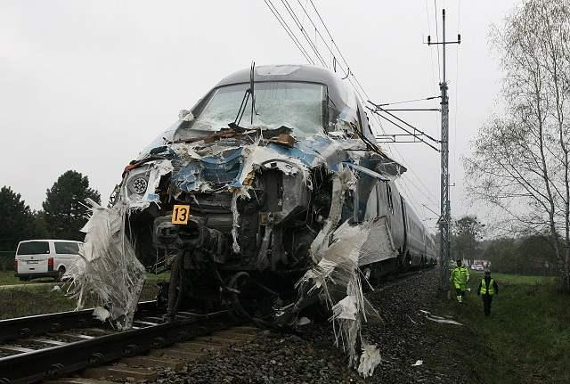 поезд в Польше