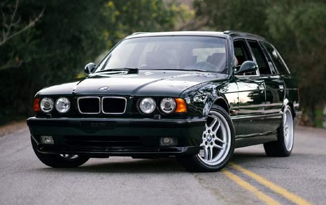 BMW m5 elekta