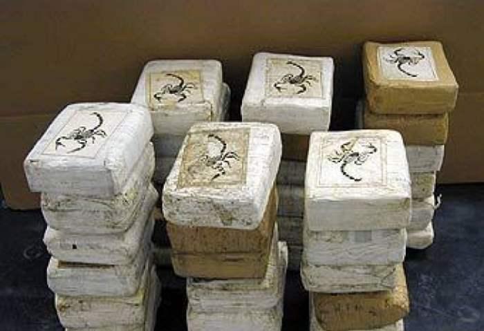 6 тонн кокаина