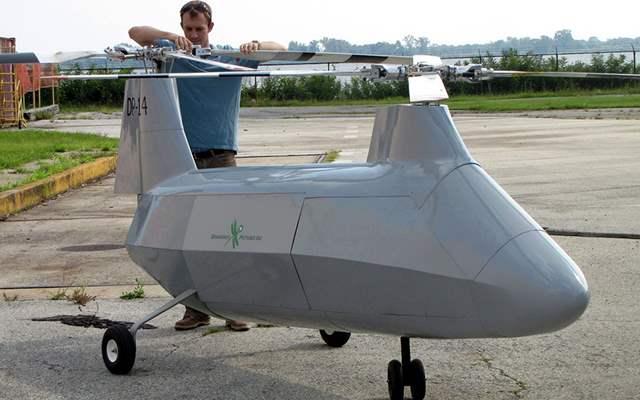 DP-14 Hawk