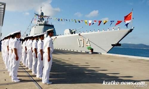 Xining warship