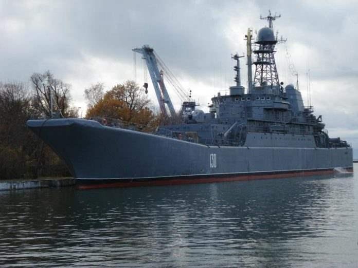 Большой десантный корабль «Королев»