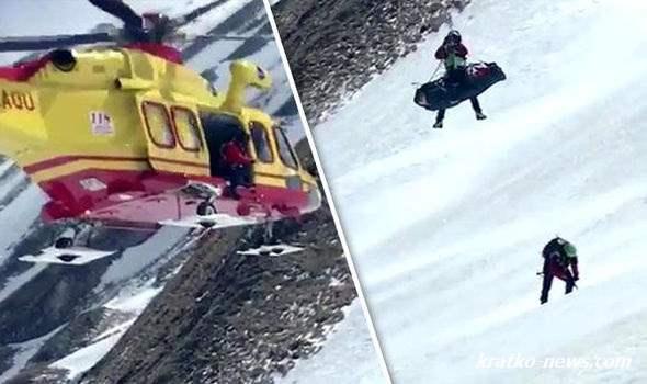 В горах Италии произошла трагедия с альпинистами