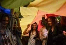 Гей парад Румыния