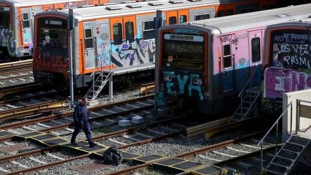 Греция забастовки