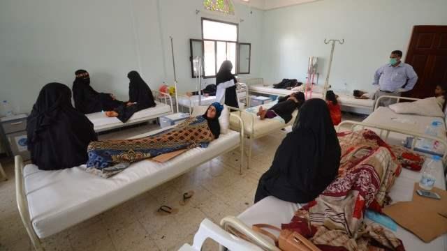 Йемен холера