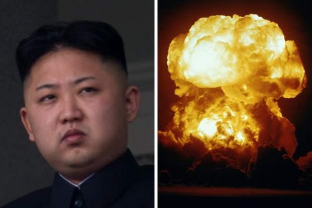 Ким Чен Ын война