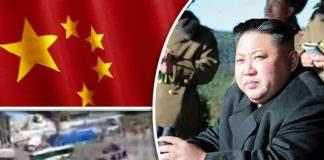 Ким Чен Ын и КНР