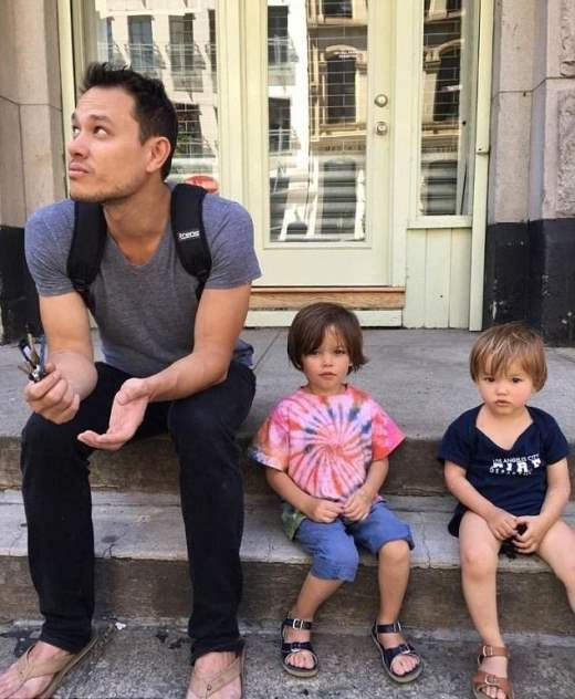 Муж Дженнифер Блумин и дети