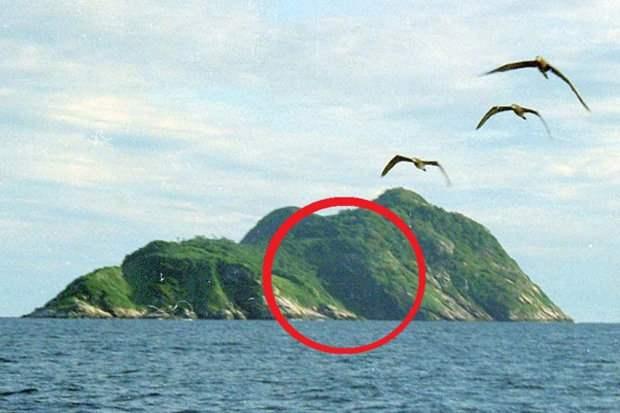 Остров Бразилия