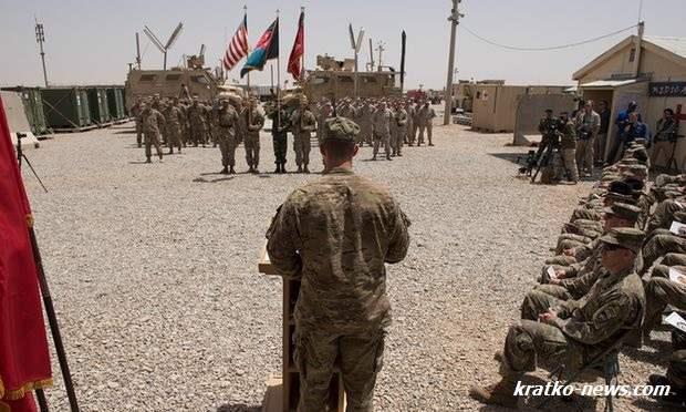 Пехота США