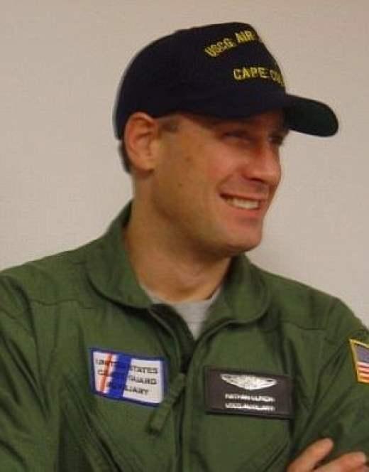 Пилот Натан Ульрих