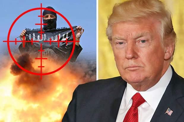 Трамп и ИГИЛ