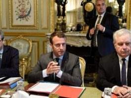 Франция чрезвычайное положение
