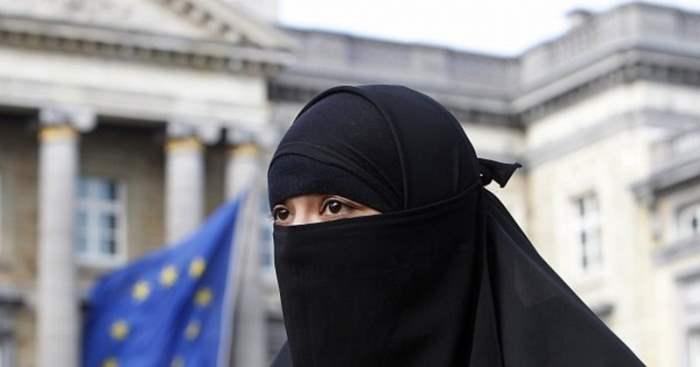 паранджа ЕС