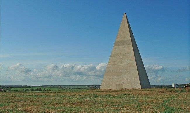 пирамида подмосковье