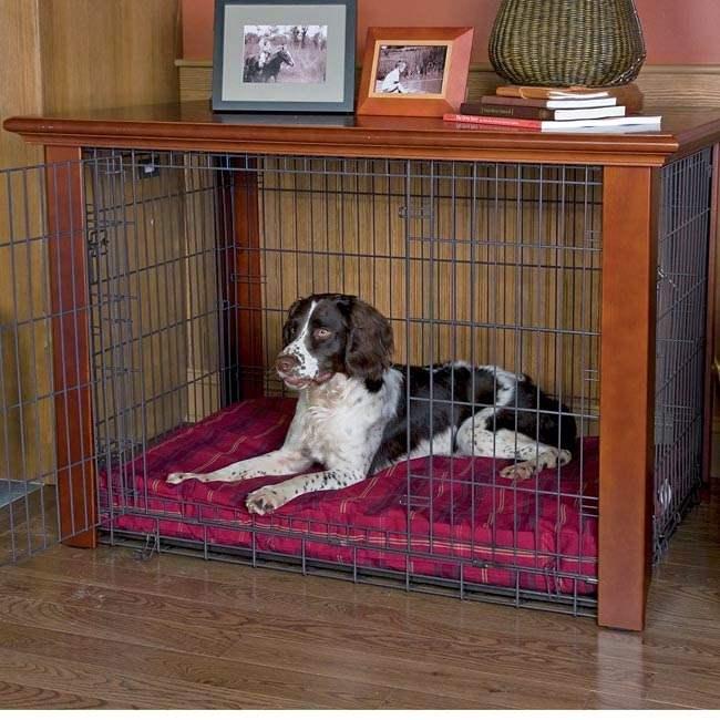сборные клетки для собак