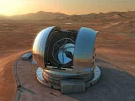 телескоп чили