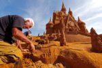 «Диснейленд» из песка