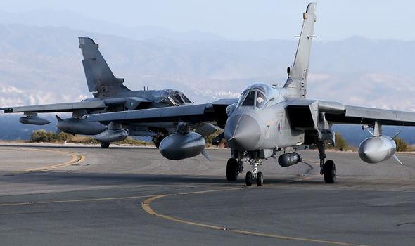Военная база на Кипре